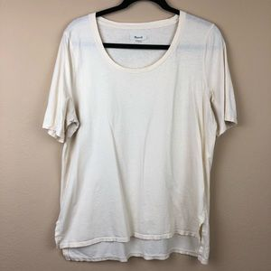 Madewell Boxy Short Sleeve T Shirt